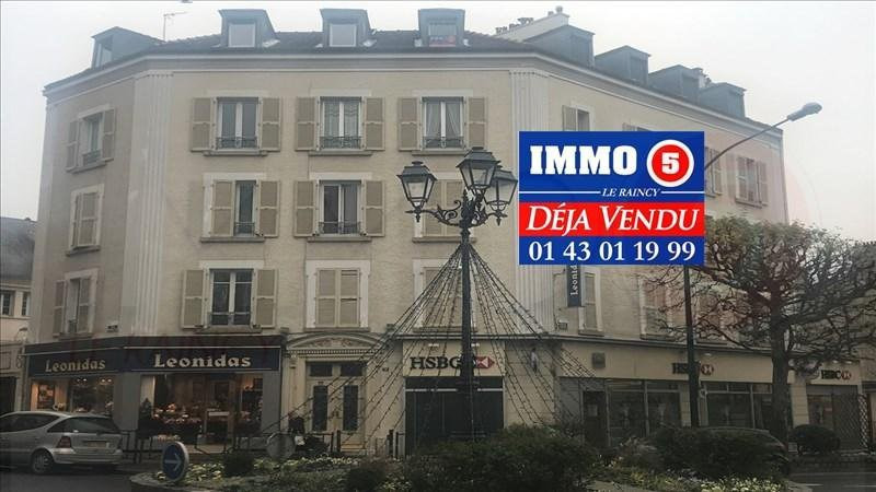 Sale apartment Le raincy 268 000€ - Picture 1