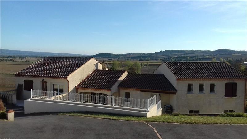 Sale house / villa Cuq toulza (secteur) 315000€ - Picture 1