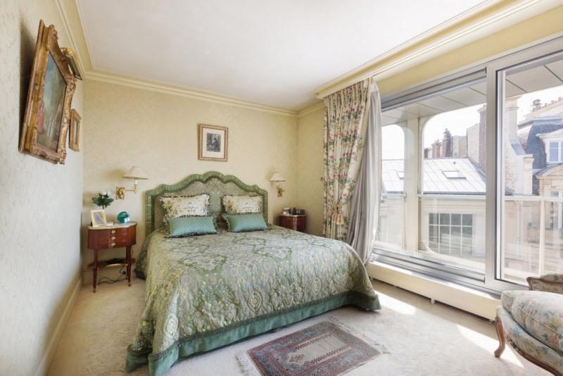 Revenda residencial de prestígio apartamento Paris 16ème 3450000€ - Fotografia 10