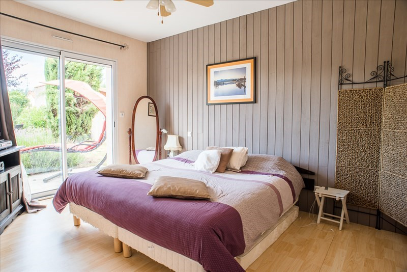 Vente maison / villa Liguge 327000€ - Photo 7