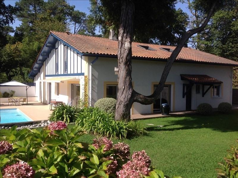 Vente de prestige maison / villa Biarritz 840000€ - Photo 1