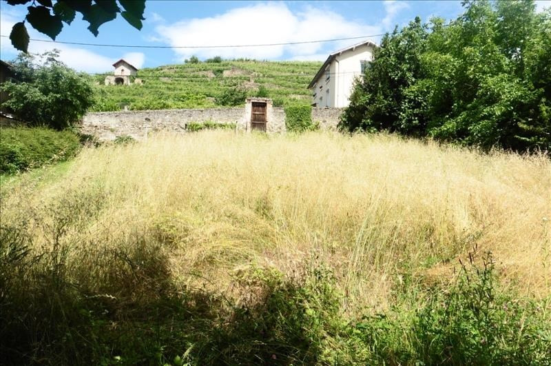Vendita terreno Condrieu 137000€ - Fotografia 1