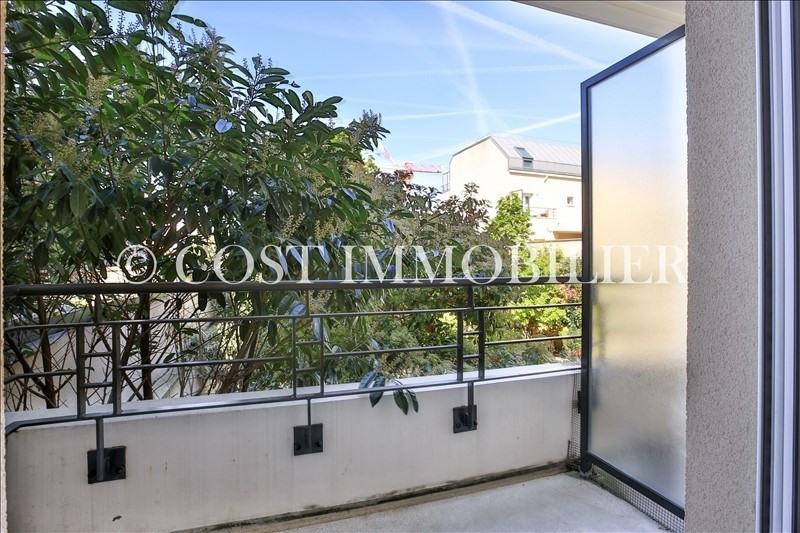 Venta  apartamento Asnieres sur seine 325000€ - Fotografía 1