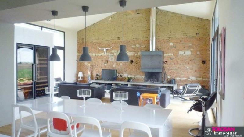 Deluxe sale house / villa Montgiscard secteur 470000€ - Picture 9