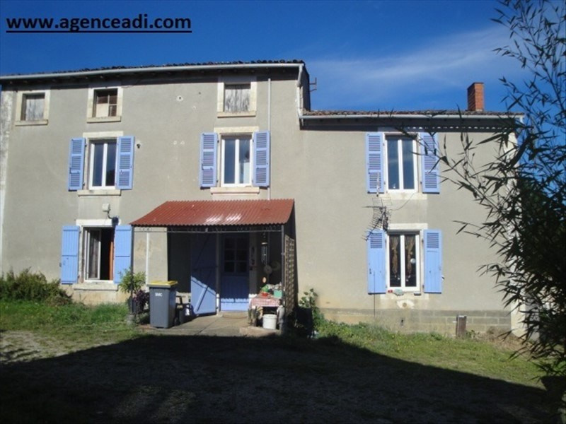 Vente maison / villa La creche, cote niort 136500€ - Photo 1