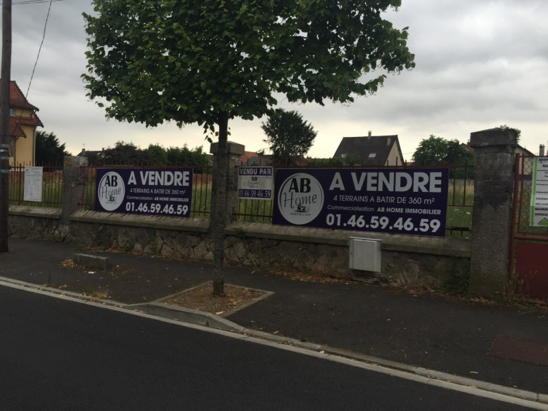 Venta  terreno Champs sur marne 235000€ - Fotografía 1