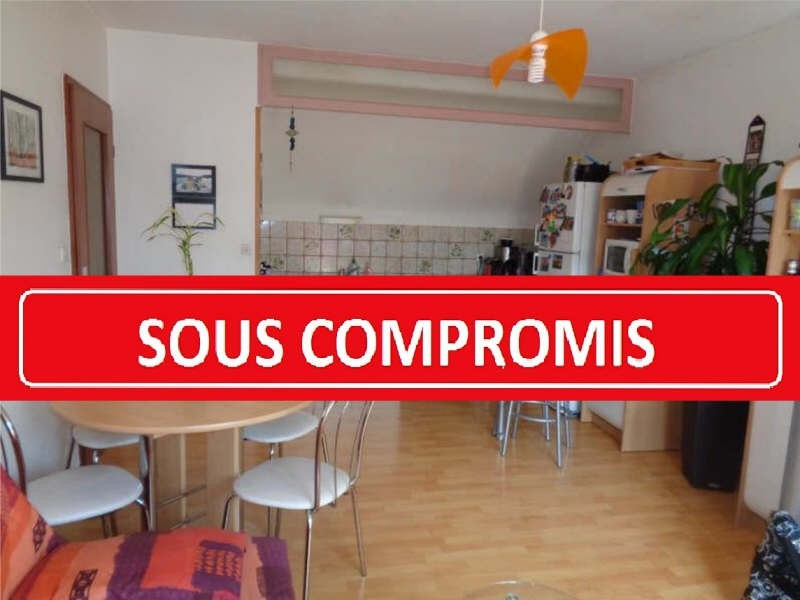 Investment property apartment Haguenau 104800€ - Picture 1