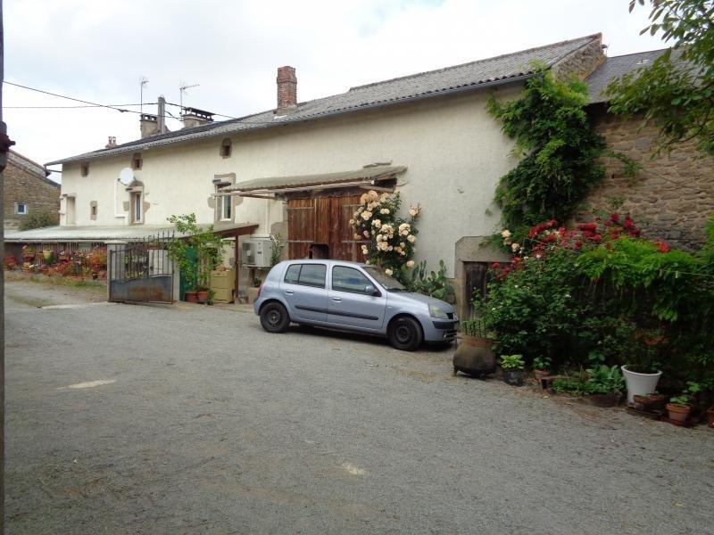 Sale house / villa Bessines sur gartempe 119000€ - Picture 1