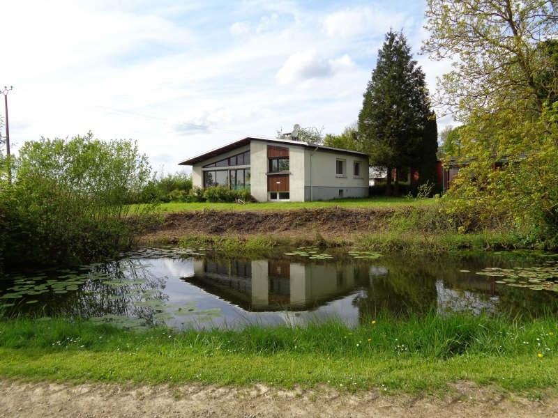 Vente maison / villa Courtomer 210000€ - Photo 1
