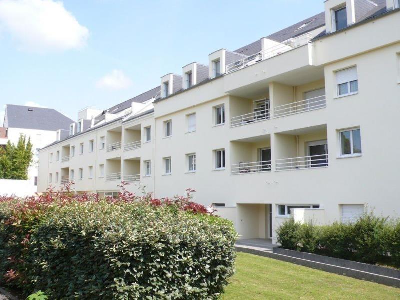 Location appartement Nantes 537€ CC - Photo 1