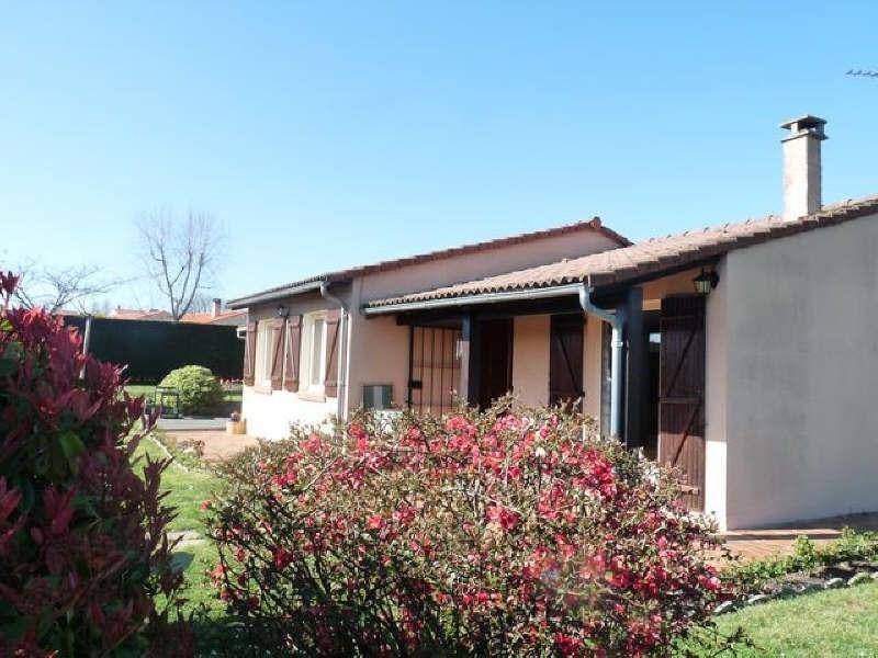 Sale house / villa Leguevin 249000€ - Picture 1