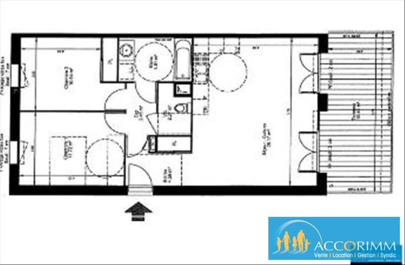 Rental apartment Mions 763€ CC - Picture 7