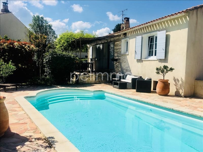 Sale house / villa Lambesc 435 000€ - Picture 6
