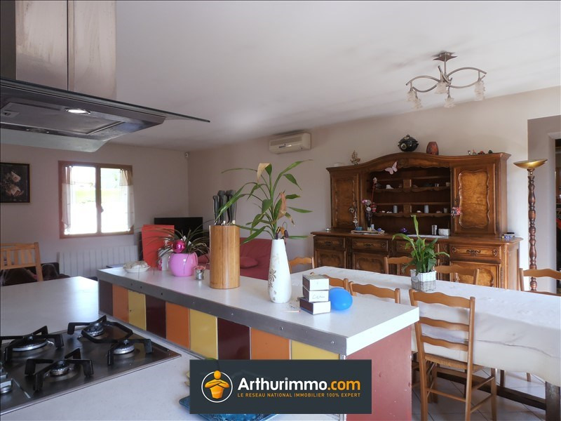 Vente maison / villa Dolomieu 230 000€ - Photo 4