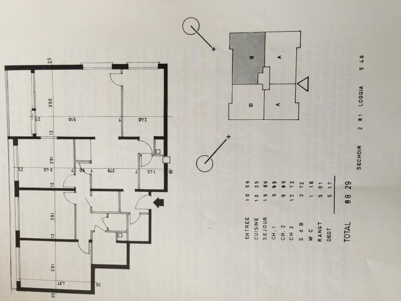 Vendita nell' vitalizio di vita appartamento Arpajon 25000€ - Fotografia 7