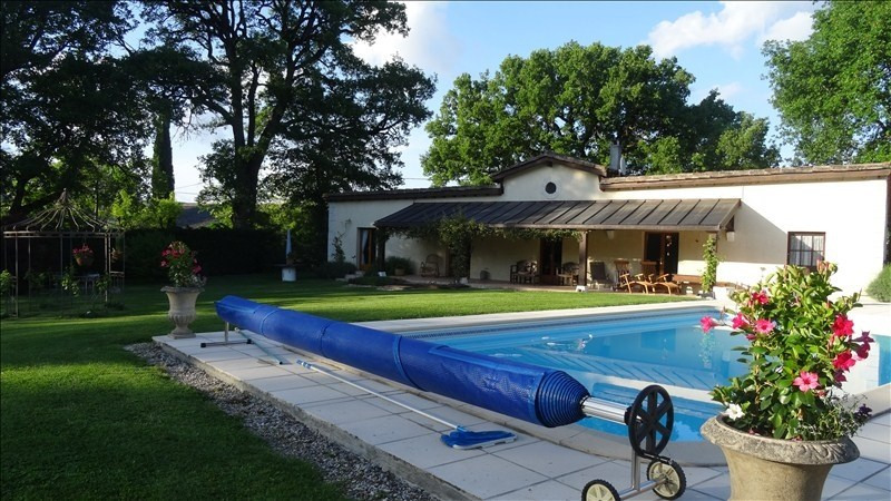 Deluxe sale house / villa Montaigu de quercy 436 800€ - Picture 6