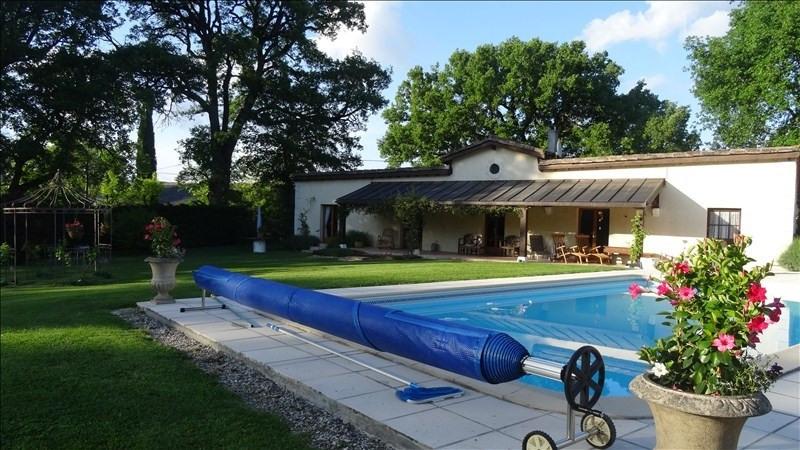 Deluxe sale house / villa Montaigu de quercy 436800€ - Picture 6