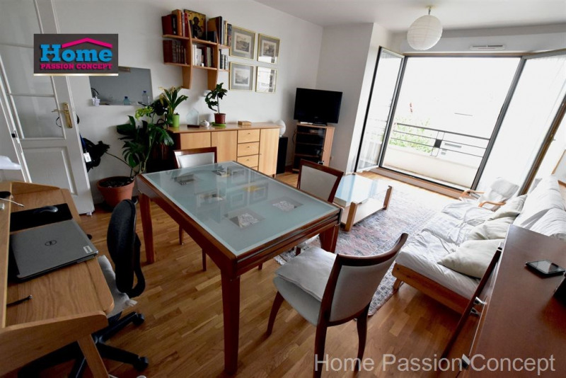 Vente appartement Nanterre 495 000€ - Photo 2