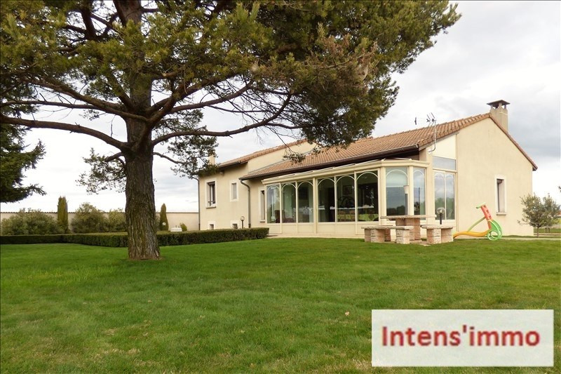 Investment property house / villa Chateauneuf sur isere 384000€ - Picture 1