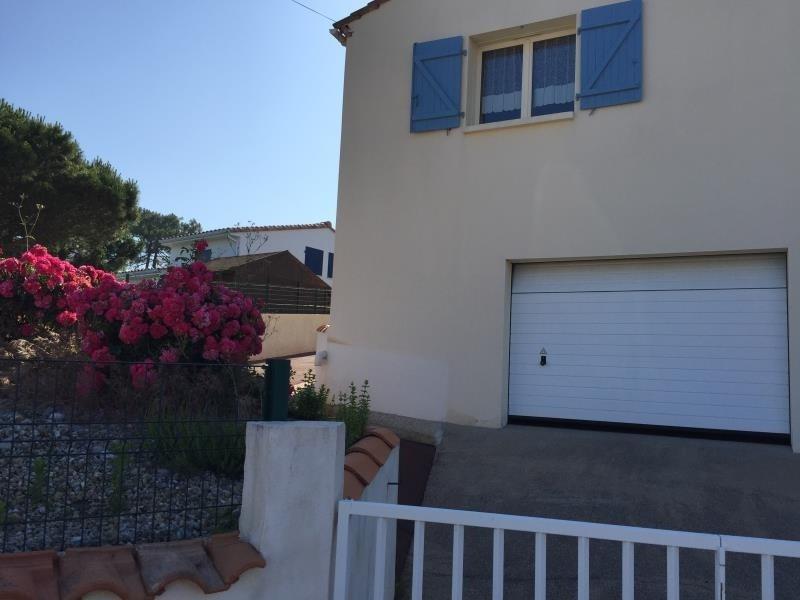 Vente maison / villa Jard sur mer 374400€ - Photo 4