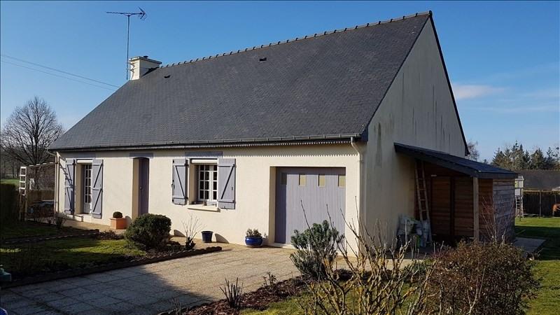 Vente maison / villa Besle sur vilaine 158250€ - Photo 9