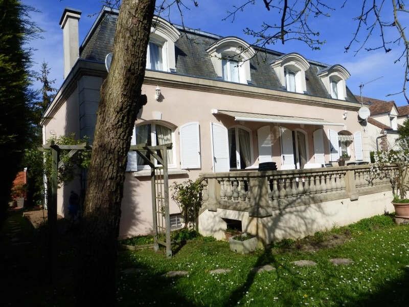 Sale house / villa Groslay 685000€ - Picture 2