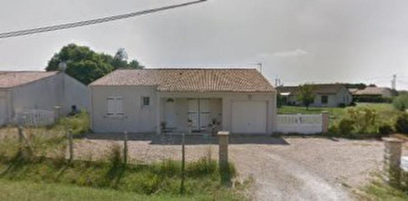Maison Etaules - Maison de Plain-Pied + Garage + Jardi