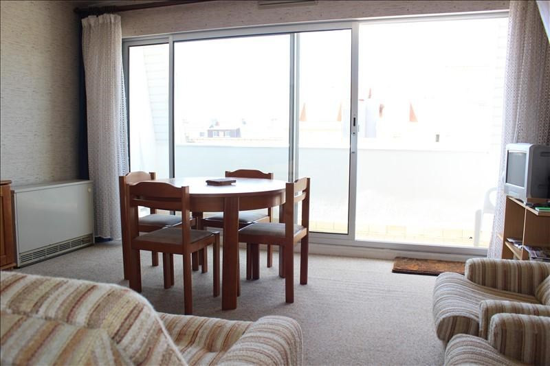 Vente appartement Fort mahon plage 160500€ - Photo 1