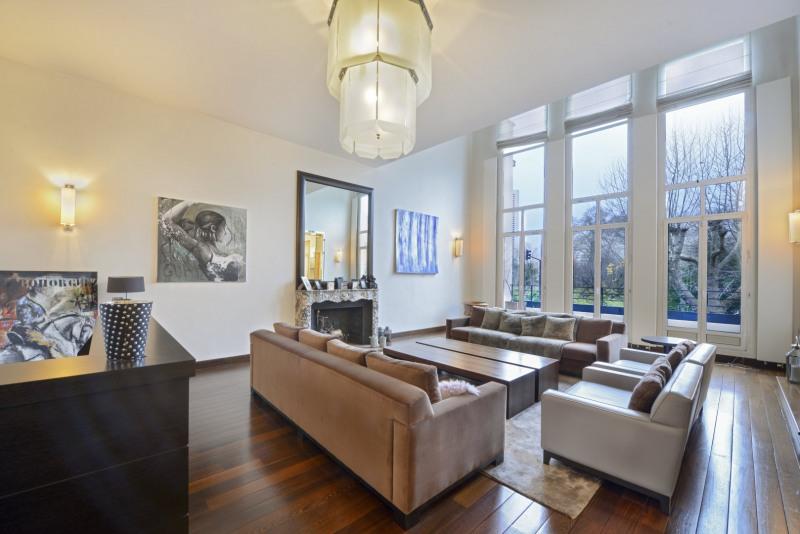 Verkoop van prestige  herenhuis Neuilly-sur-seine 6950000€ - Foto 2