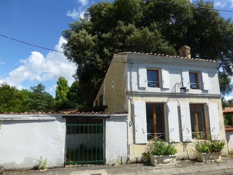 Sale house / villa Saint-jean-d'angély 48000€ - Picture 1