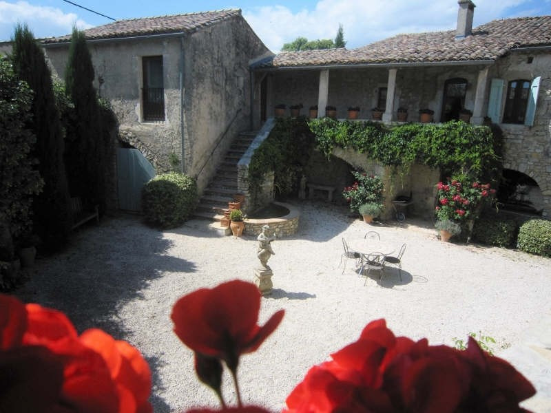 Deluxe sale house / villa Uzes 897 750€ - Picture 11