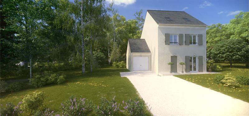 """Modèle de maison  """"Alpine 4.116"""" à partir de 5 pièces Seine-Saint-Denis par MAISONS PIERRE"""