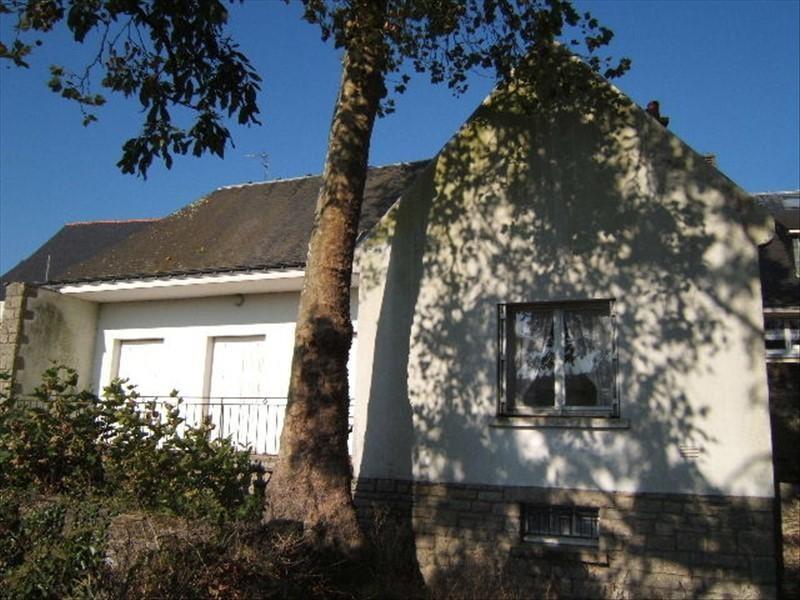 Sale building Josselin 232100€ - Picture 1