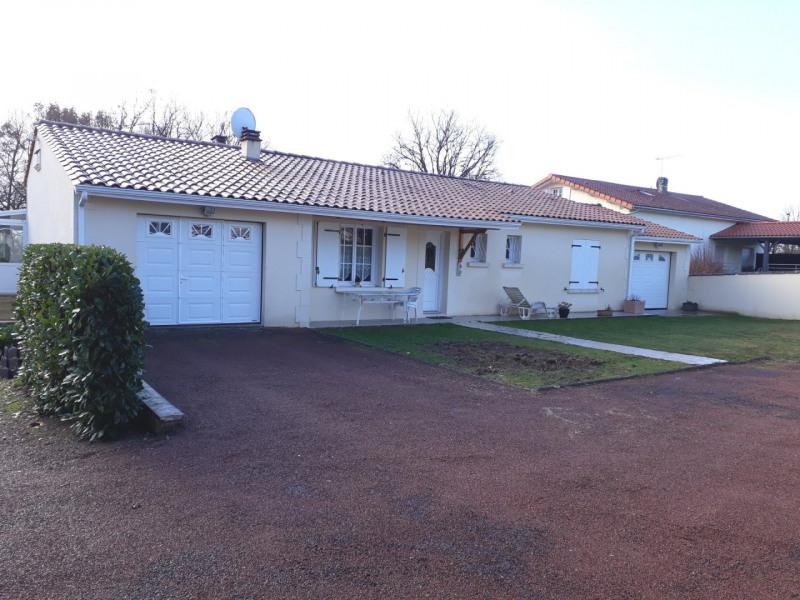 Sale house / villa Nersac 192600€ - Picture 2