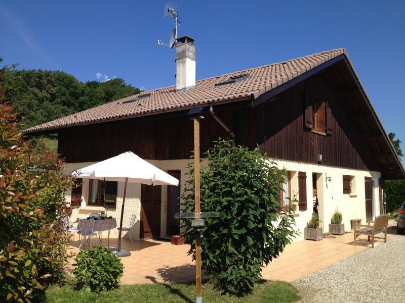 Vente maison / villa Pers jussy 525000€ - Photo 1