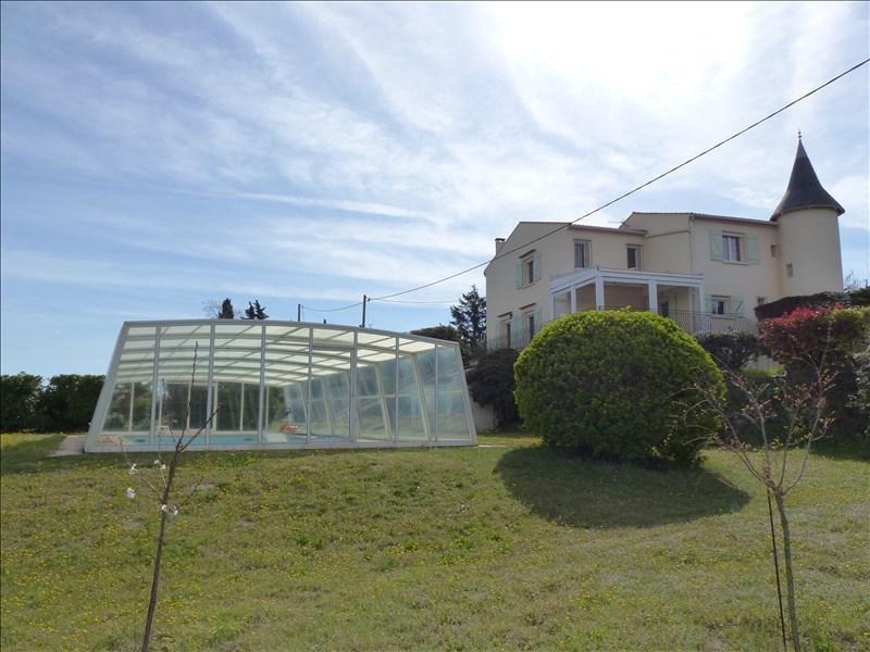 Deluxe sale house / villa Beziers 940000€ - Picture 1