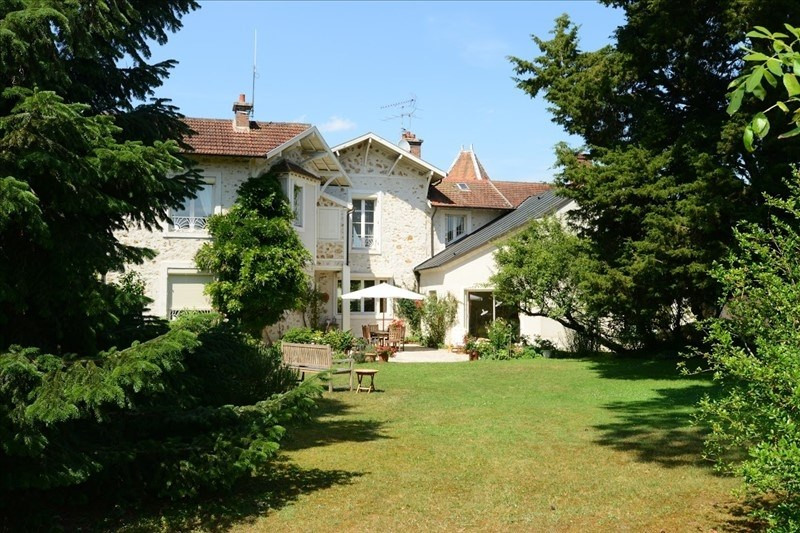 Deluxe sale house / villa Bois le roi 990000€ - Picture 1