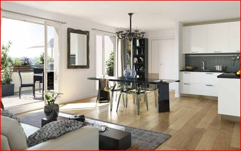 Sale apartment Courcouronnes 119000€ - Picture 2
