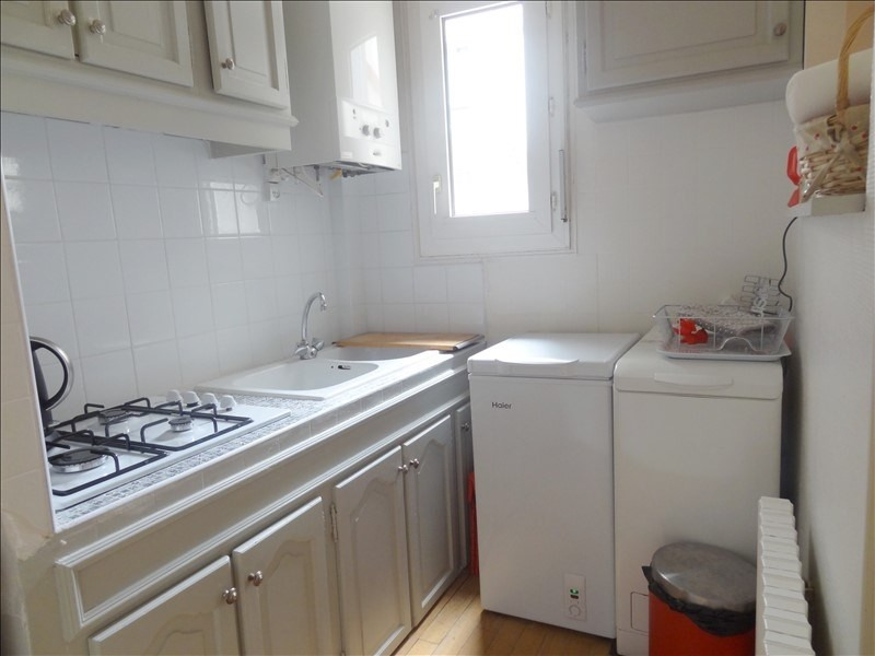 Rental apartment Levallois 740€ CC - Picture 3