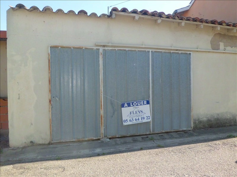 Rental empty room/storage Grisolles 100€ +CH/ HT - Picture 1