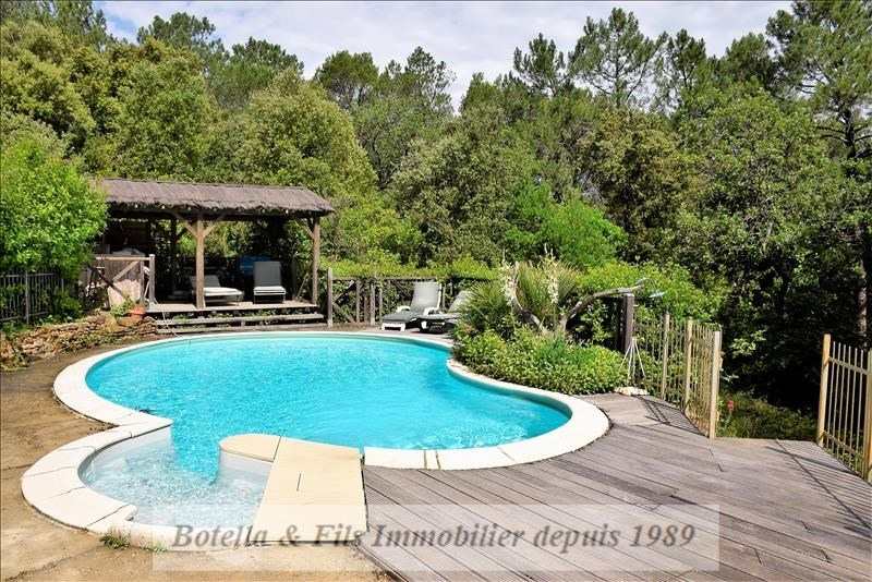 Venta  casa Uzes 399000€ - Fotografía 1