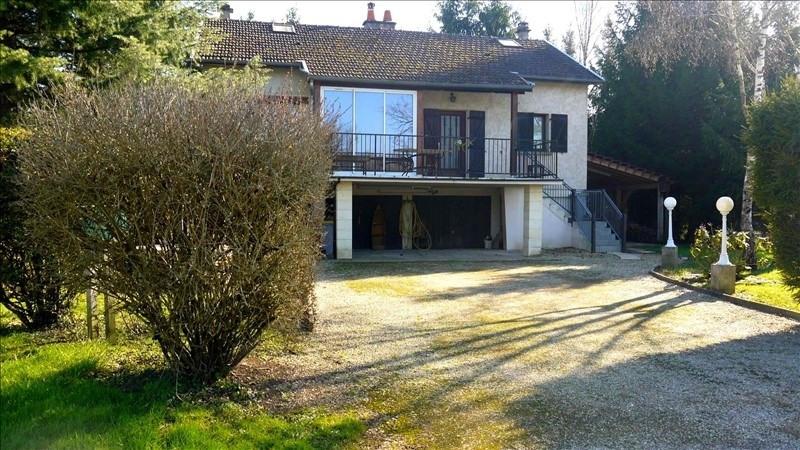 Sale house / villa Pontailler sur saone 198000€ - Picture 1