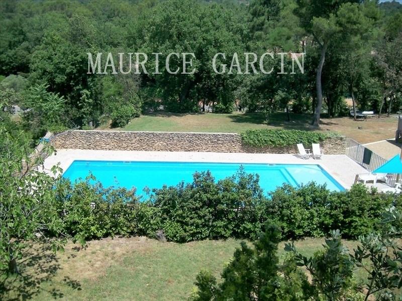 Vente maison / villa Mornas 410000€ - Photo 7