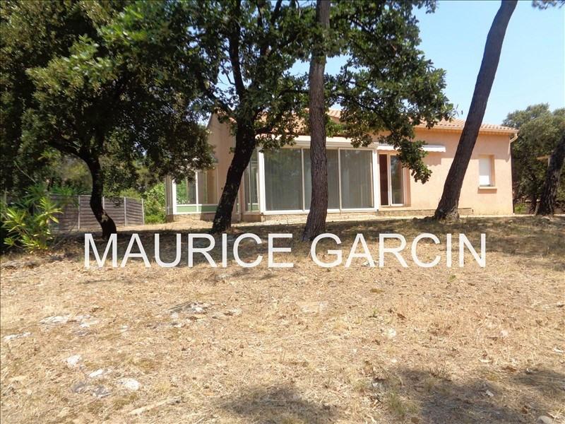 Location maison / villa Uchaux 870€ CC - Photo 2