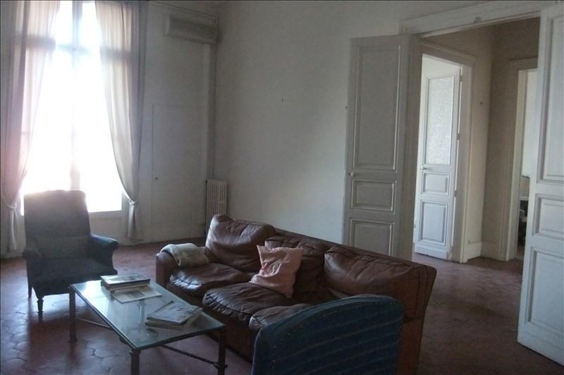 Sale apartment Sete 295000€ - Picture 1