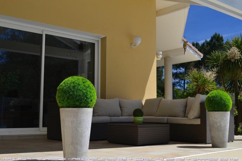 Vente de prestige maison / villa Labenne 591800€ - Photo 5