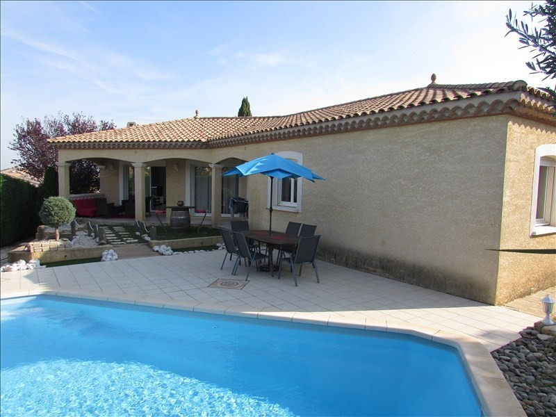 Sale house / villa Portiragnes 394 000€ - Picture 1