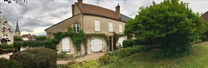 Vente maison / villa Lucenay les aix 210000€ - Photo 2