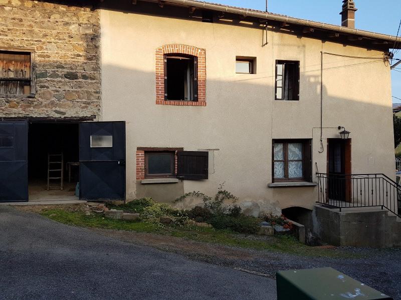 Vente maison / villa Ste foy l argentiere 86000€ - Photo 1