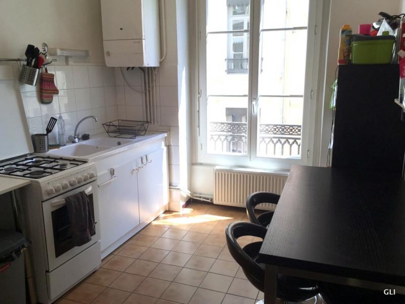 Rental apartment Lyon 2ème 1010€ CC - Picture 2